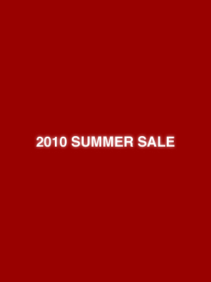 ONLINE STORE SUMMER SALE vol.1