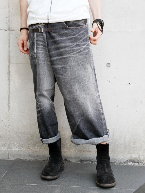 [ 再入荷 ] FACETASM // BIG&SLIM PANTS