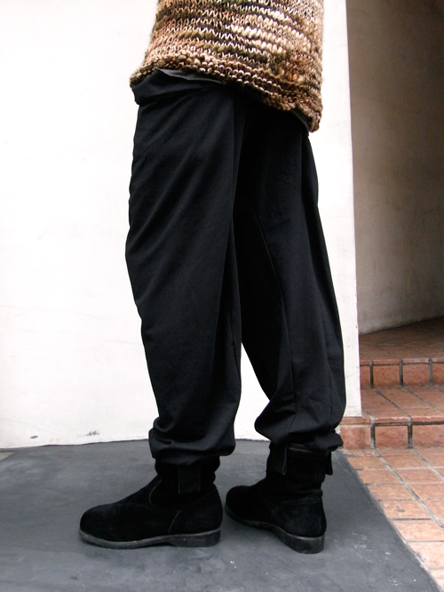 [ 入荷連絡 ] z.B. // CROSS SWEAT TROUSERS