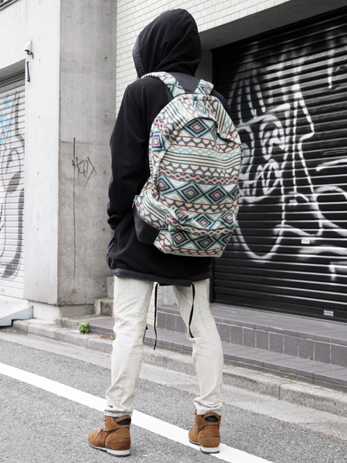 [ レビュー ] FACETASM // BLANKET BIG BACKPACK