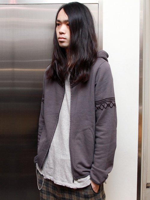【入荷連絡】TROVE // スノーパーカー