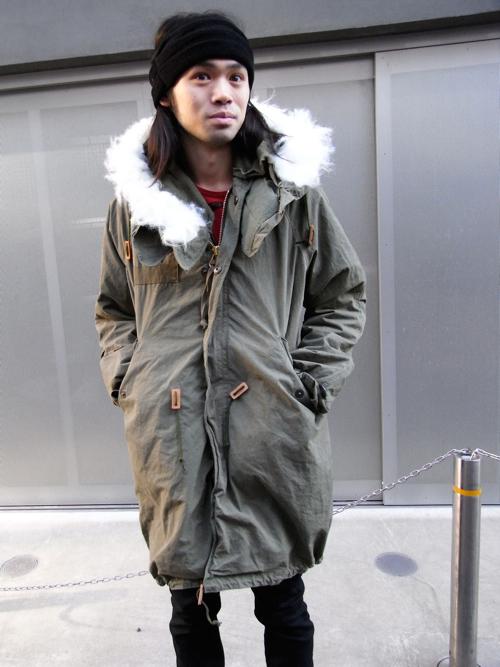 【入荷連絡】■ AG // EXTREME COLD WEATHER PARKA | モッズコート