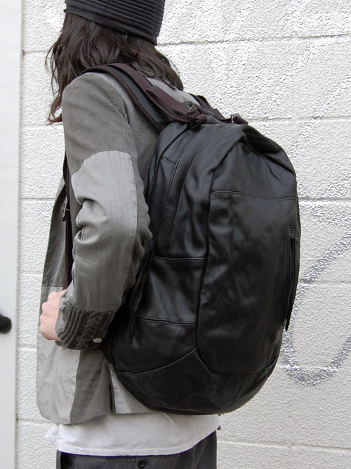 【予約開始】Wizzard // HORSE LEATHER BACK PACK
