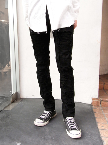 ■ WIZZARD | ウィザード  // GRINDER DENIM PANTS