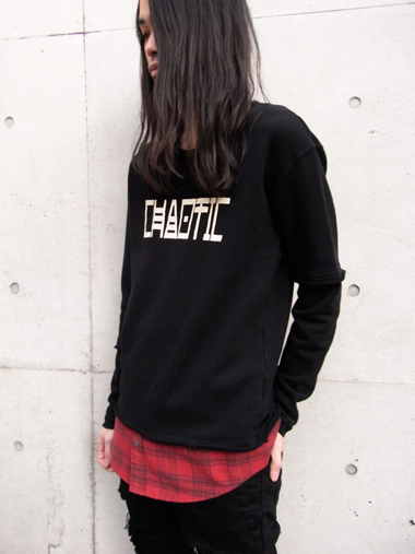 ■ Wizzard // LAYERED PRINT SWEAT <ウィザード/レーヤードプリントスウェット>