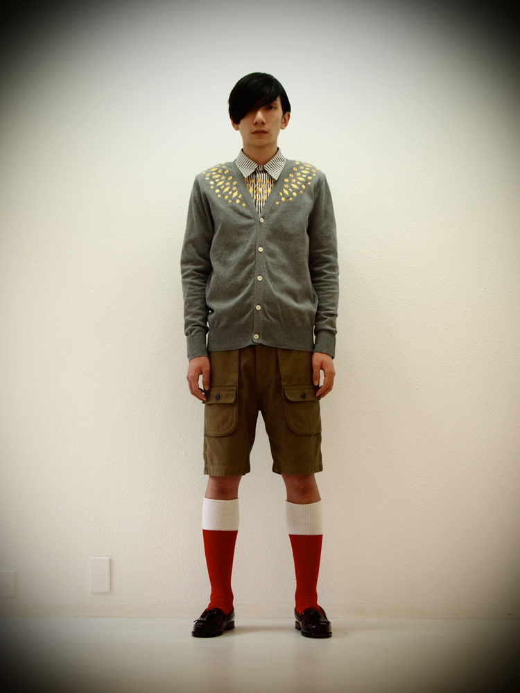"【 SHELTER 2012 SPRING & SUMMER 「Strategy From ""APPLE JUICE""」 - 1/4 - 】"