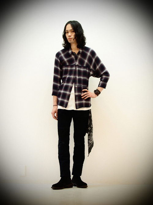 "【 SHELTER 2012 SPRING & SUMMER 「Strategy From ""APPLE JUICE""」 - 4/4 -  】"