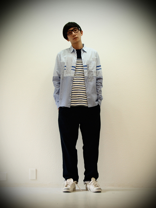"【 SHELTER 2012 SPRING & SUMMER 「Strategy From ""APPLE JUICE""」 - 2/4 -  】"