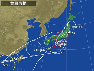 【 ルーニー VS シェフチェンコ >> 6月の台風 】