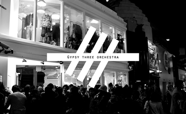 GYPSY THREE ORCHESTRA/ジプシースリーオーケストラ