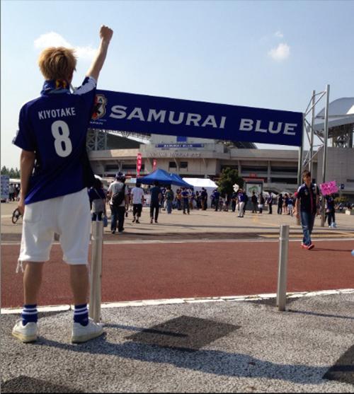 【6/5 スタッフコーディネート&W杯出場おめでとう!】