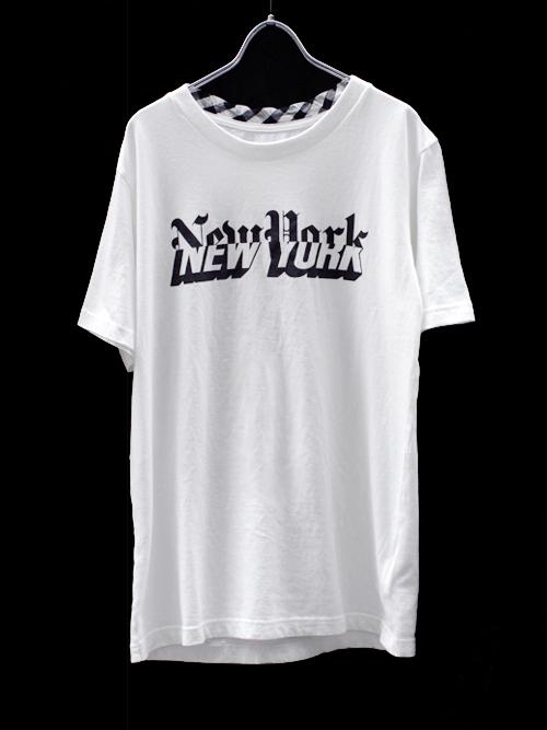 【VOTEのNEWYORKへのこだわりがTシャツに!(スタッフコーディネートPLUS)】