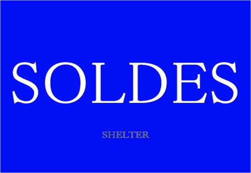 【SHELTER 2014 WINTER SALEスタート!】