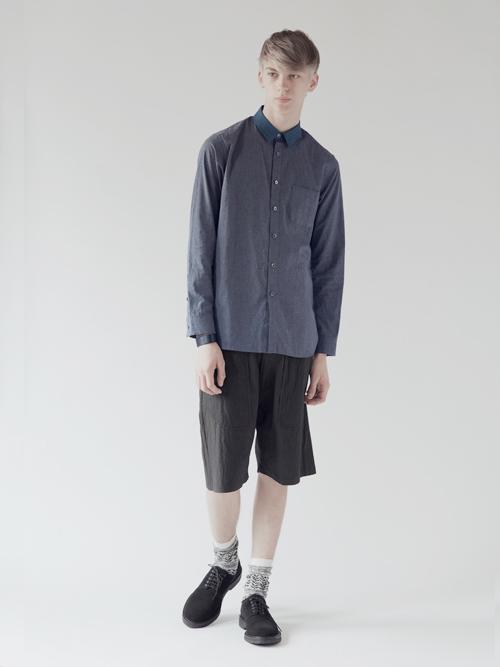 【wizzard的なスタンダードなシャツ】