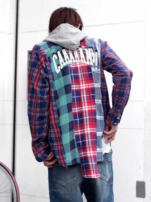 【GILETからリメイクシャツ、届いてます】