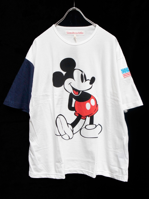 【VOTE MAKE NEW CLOTHESからDisney(ミッキー)やWU-TANG CLANとのコラボTなど大量入荷!!】