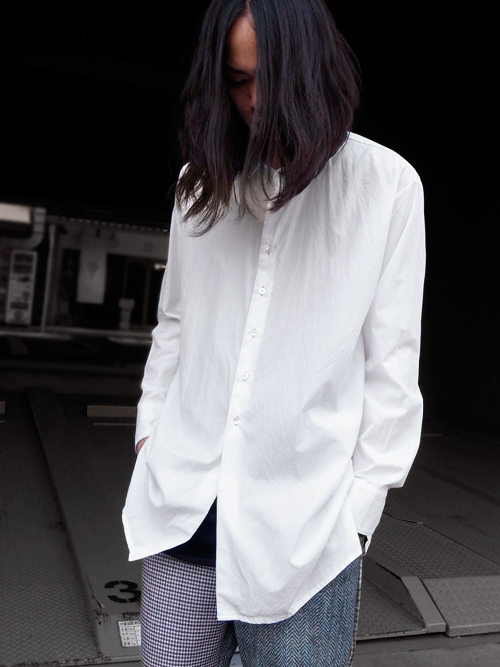 【TROVEのロングシャツ】