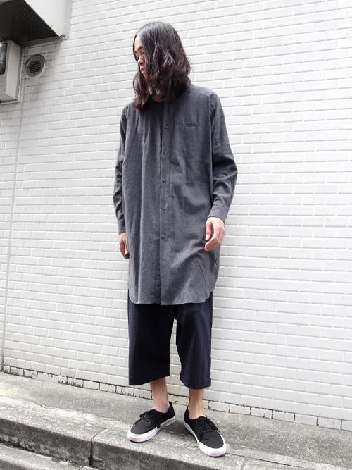 【Dulcamaraのロングシャツ】