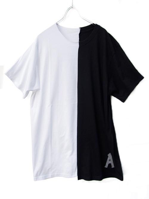 【AlexanderLeeChangのSHELTER別注50/50 ビッグTシャツ】