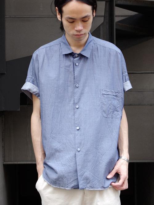 【TROVEのワイドシルエットのシャツ】