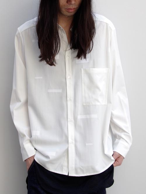 【ffiXXedからバンブー素材のシャツが入荷】