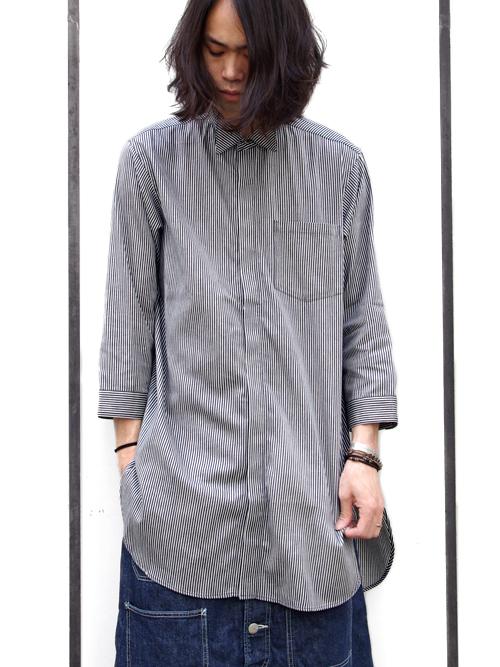 【KIDILLの新作〜ロングシャツ〜】