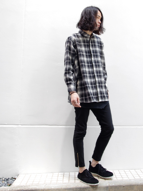 【KIDILLの新作〜ワイドシルエットのシャツ〜】
