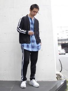 【VOTE MAKE NEW CLOTHESの新作ジャージで