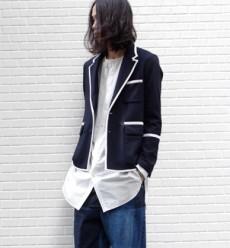 JUVENILE HALL ROLLCALLのテーラードジャケット