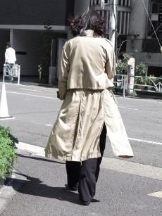 今着たいIroquoisのスプリングコート