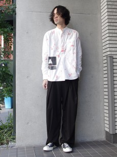 TALKING ABOUT THE ABSTRACTION // Paint P.O. Shirt