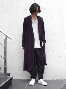 BED J.W. FORD // BATTLE DRESS SCARF COAT. Ver.1