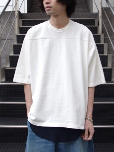 JieDa // FOOT BALL TEE