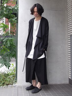 BED J.W. FORD // Cape Shirt.