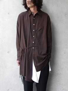 BED J.W. FORD // Scarf Shirt.