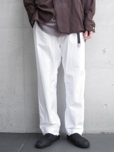 BED J.W. FORD // WHITE Trousers.