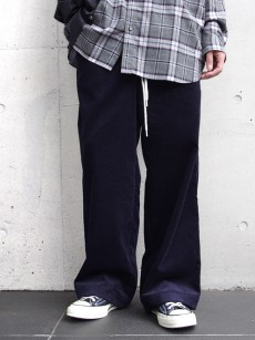 JUVENILE HALL ROLLCALL // CORDUROY WIDE PANTS