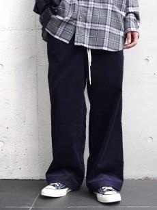 JUVENILE HALL ROLLCALL // CORDUROY WIDE PANTS