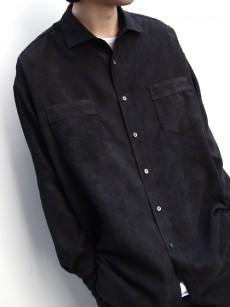 Iroquois // E/SUEDE ビッグシルエットシャツ