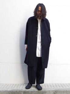 Dulcamara // SHELTER別注 モッサーウールBigコート