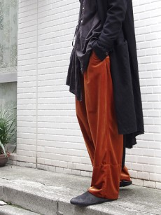 TAAKK // Velor pants