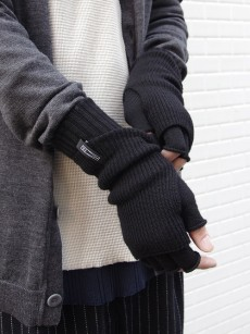 wizzard // LAYERED KNIT GLOVE