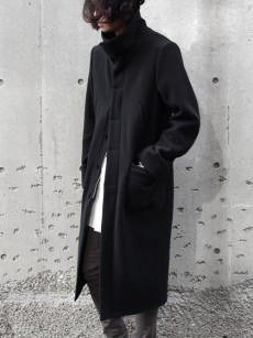 wizzard // STANDCOLLAR COAT