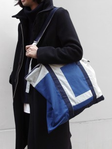 Edwina Horl // PANEL COLOR TOTE BAG