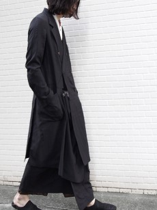BED J.W. FORD // Wrap coat.
