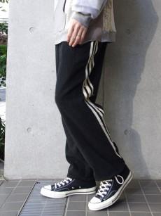 GILET // PILE LINE PANTS
