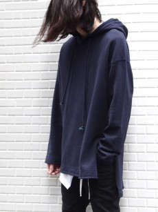 wizzard // SIDE SLIT PARKA