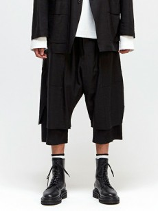 wizzard // LAYERED PANTS
