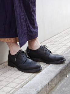 KIDS LOVE GAITE × BED J.W. FORD // ASYMMETRY BROGUE SHOES