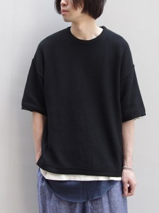 wizzard // SHELTER別注 WIDE SUMMER KNIT